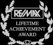 RE/MAX Lifetime	Achievement Award